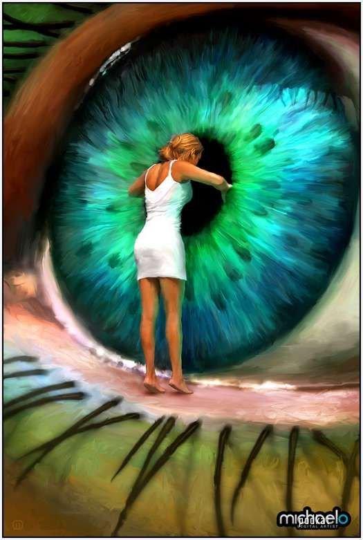 Удивительные фотоманипуляции от Майкла Освальда