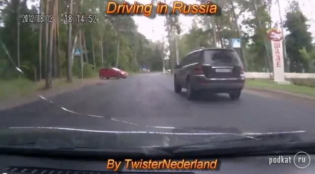 Driving in Russia || TNL