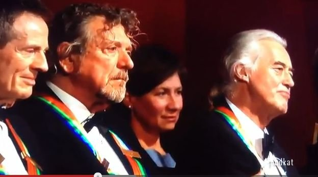 Heart - Led Zeppelin - Stairway To Heaven - Kennedy Center Honors 2012