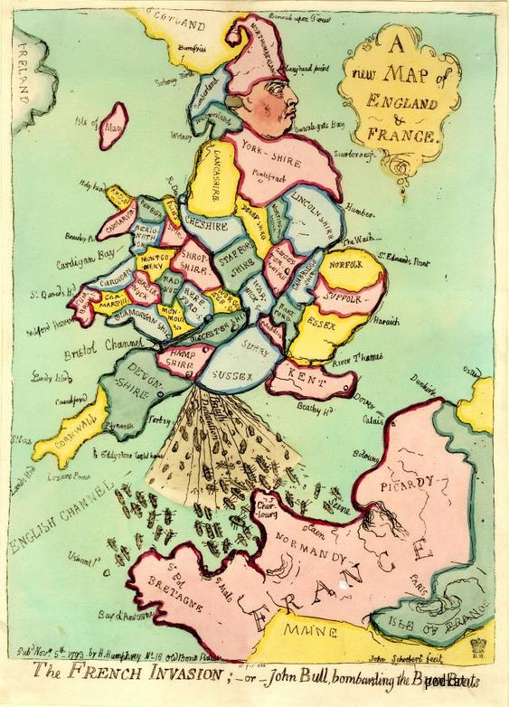 Альтернативная география