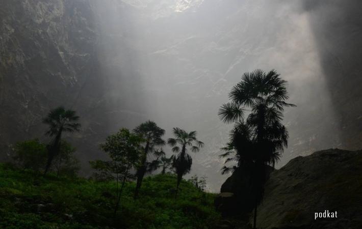 В Китае нашли «затерянный мир»