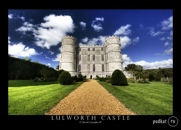 Welcome to LULWORTH CASTLE